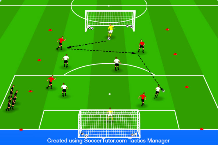 8 Soccer Conditioning Drills for Elite Fitness - Soccer