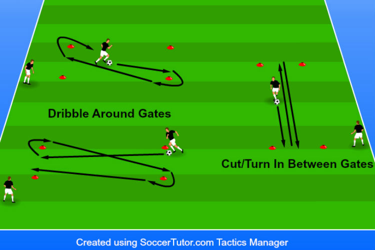 Dribble Conditioning Patterns