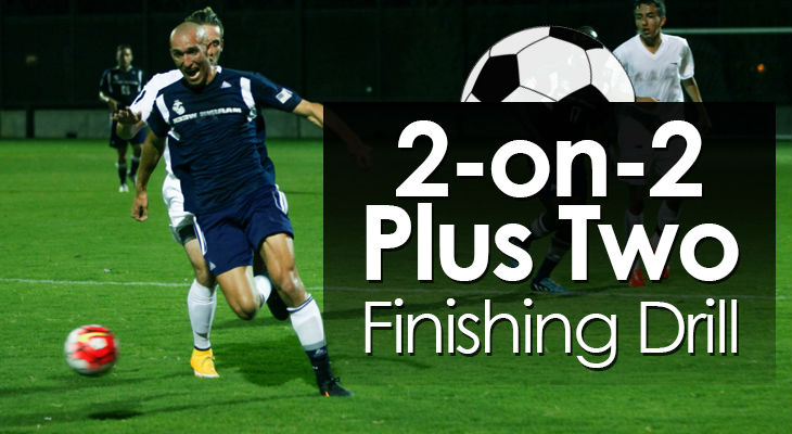 2-on-2 Plus Two Finishing Drill feature image