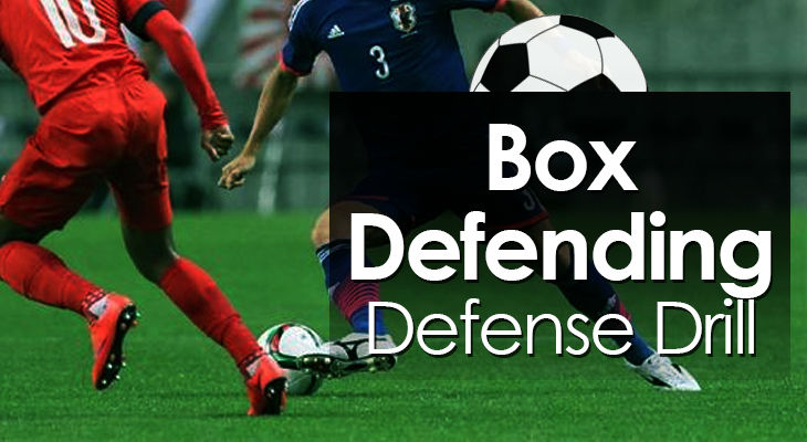 Box Defending Defense Drill feature image