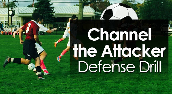 Channel the Attacker Defense Drill feature image