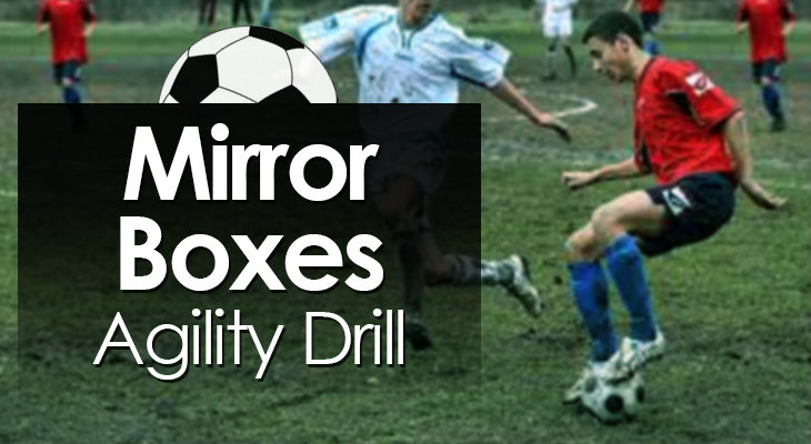 Mirror Boxes Agility Drill feature image