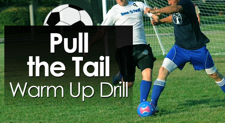 Pull the Tail Warm Up Drill feature image