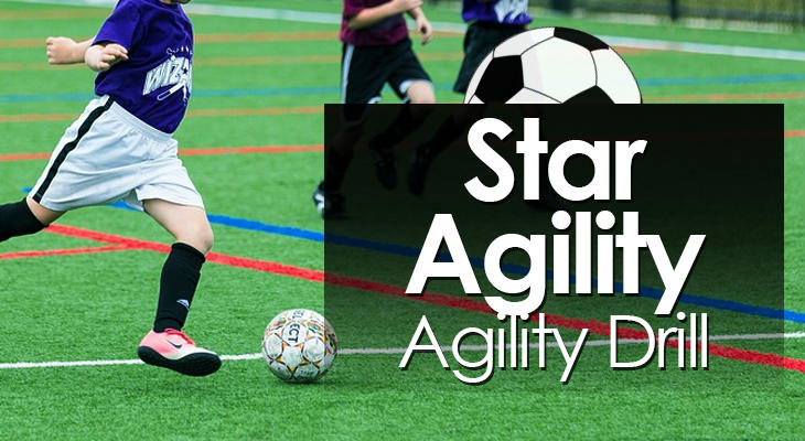 Star Agility Agility Drill feature image