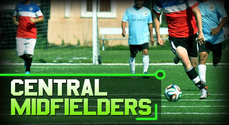 soccer positions Central Midfielders