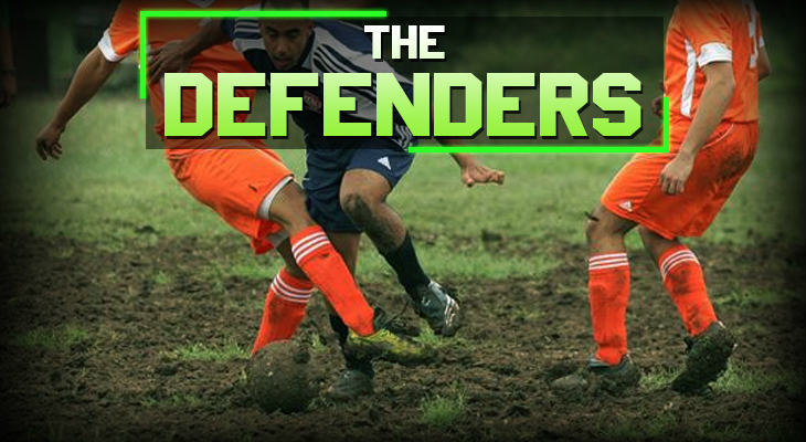 soccer positions The Defenders
