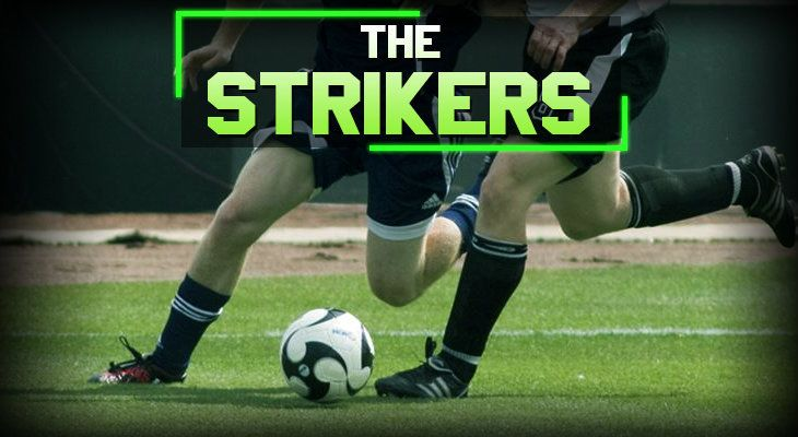 soccer positions The Strikers