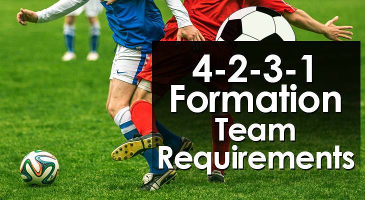 4-2-3-1 Formation Team Requirements