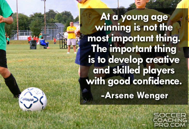 Arsene Wenger Inspirational Soccer Quotes