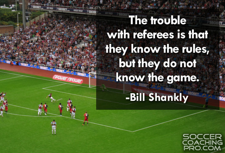 Bill Shankly Inspirational Soccer Quotes