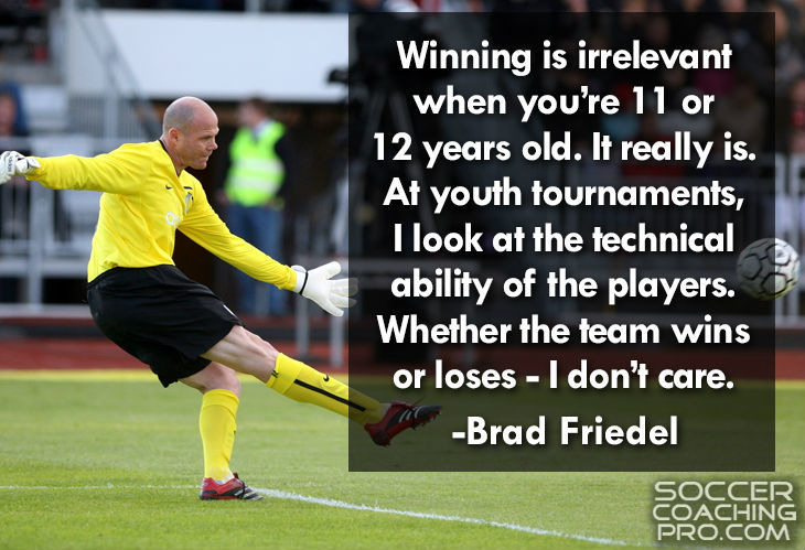 Brad Friedel Soccer Quotes
