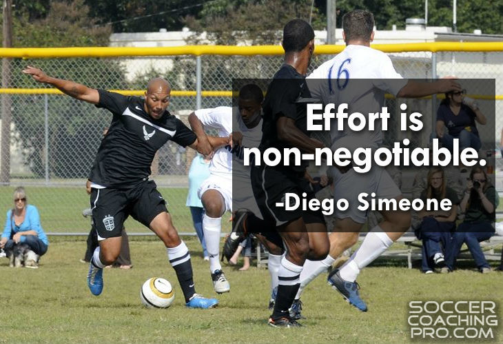 Diego Simeone Inspirational Soccer Quotes