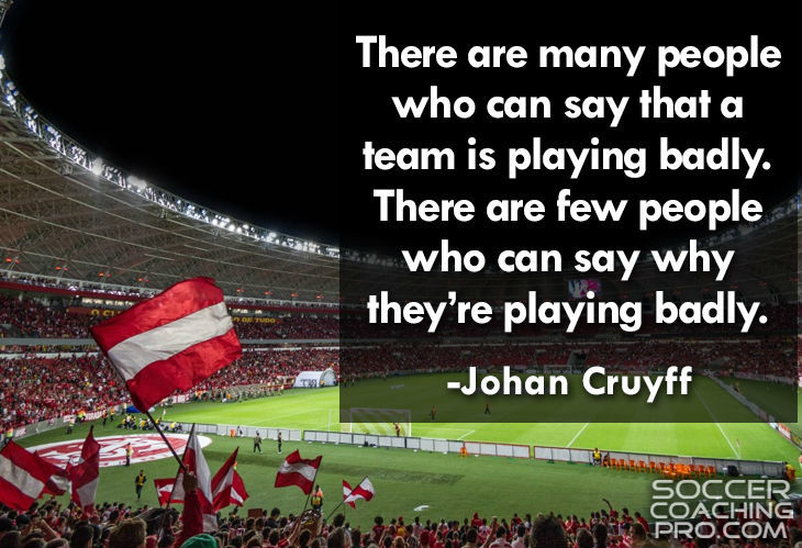 Criticism Is Not In The Play Book When You Re Too: 571 Amazing Soccer Quotes