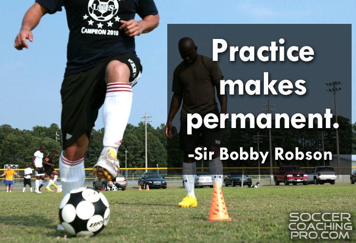 Sir Bobby Robson inspirational soccer quotes
