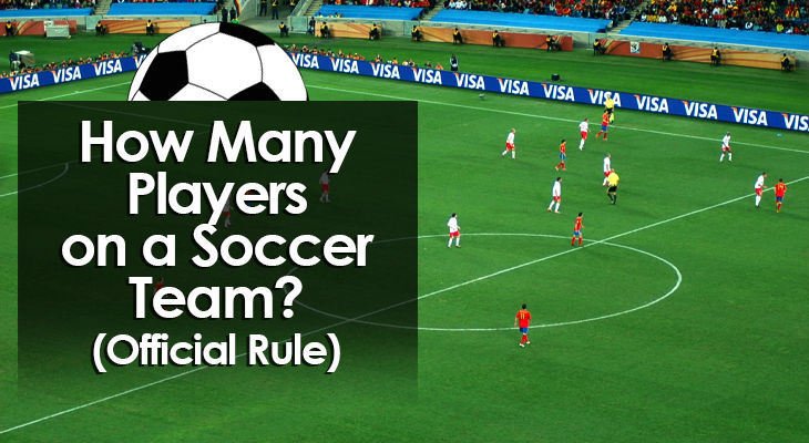 how-many-players-on-a-soccer-team