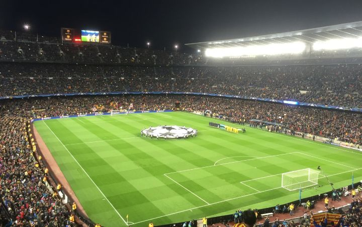 barcelona stadium camp nou