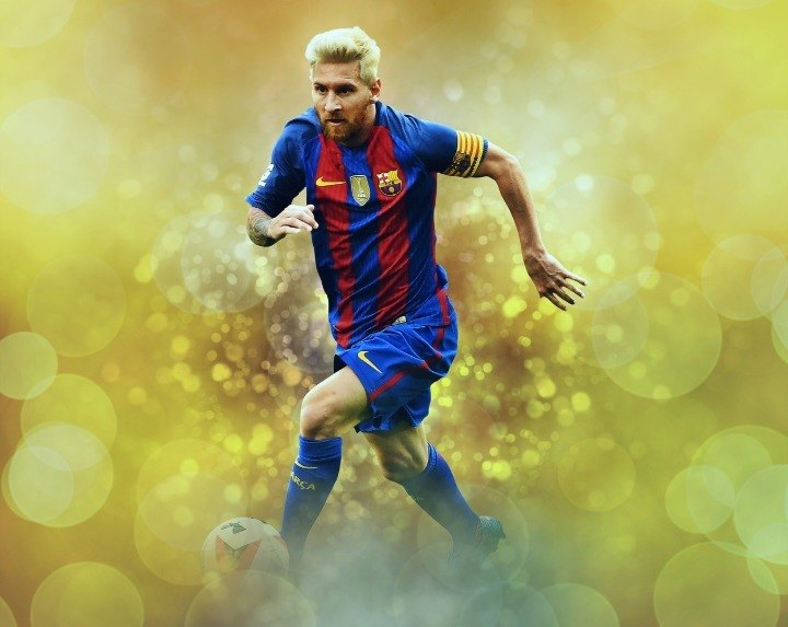 lionel messi barcelona soccer player