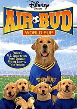 Air Bud - World Pup (2000) Film Poster