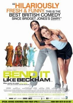 Bend It Like Beckham (2002) Film Poster