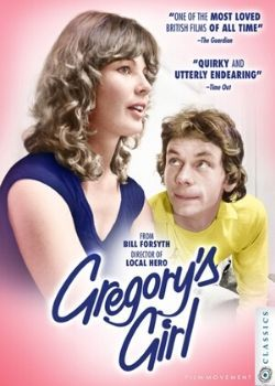 Gregory's Girl (1980) Film Poster