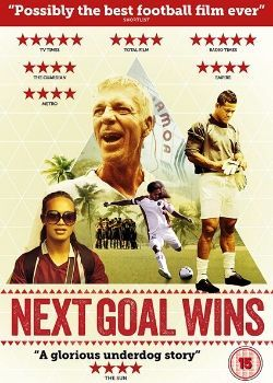 Next Goal Wins (2014) Film Poster