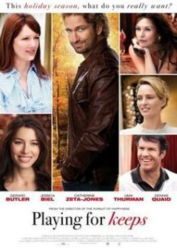 Playing for Keeps (2012) Film Poster