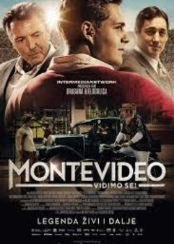 See You in Montevideo (2014) Film Poster