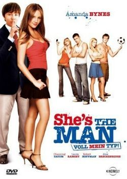 She's the Man (2006) Film Poster