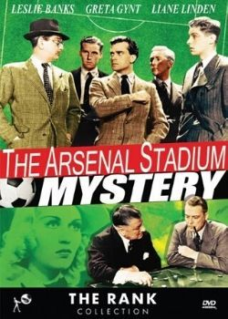 The Arsenal Stadium Mystery (1939) Film Poster