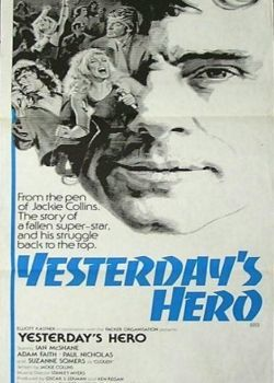 Yesterday's Hero (1979) Film Poster