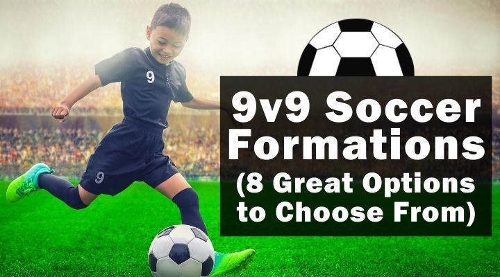 9v9 Soccer Formations (8 Great Options to Choose From)