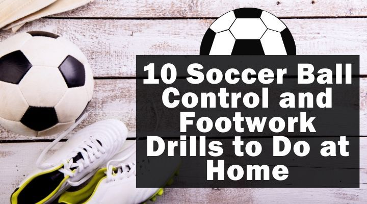 soccer ball control drills